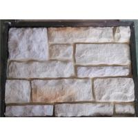 China Compressive Strength Artificial Wall Stone With Natural Stone Texture Outdoor Stone Veneer on sale