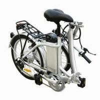 China 200 to 350W Folding Electric Bike with Twist Intelligent Speed Control Throttle on sale