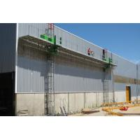 China Double Mast Climber Scaffold For Construction , Aerial Work Platforms on sale