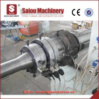 Quality pe single wall corrugated pipe extrusion making machine pipe making machinery for sale