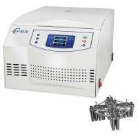 Quality BT5C Low Speed Centrifuge 8X100ML Capacity / Benchtop Multi Pipe Centrifuge for sale