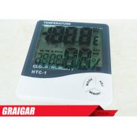 Quality Indoor LCD Digital Temperature & Humidity Meter Environmental Testing Equipment Multi-function for sale