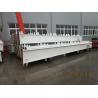SS400 Steel H Beam , Custom Made Prefab H Steel Beam for sale
