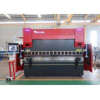 Buy cheap 6-Axis CNC Press Brake Machine with 160 Ton Bending 3100mm CE standard from wholesalers