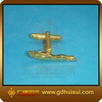 Quality zinc alloy eagle cufflinks for sale