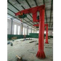 Quality 2019 Hot Sale China Highly Praised 3000Kg Mounted Slewing Bearing Jib Crane for sale