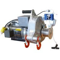 China 2000lb Cable Pulling Winch on sale