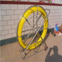 Quality pulling cable reel duct rodder/fiber cable protection tube for sale