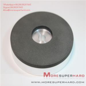 Quality Resin - bonded diamond super-hard material CBN grinding mill tool steel Alisa@moresuperhard.com for sale