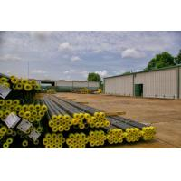China BS EN 42CrMo4 Black Surface Alloy Steel Seamless Pipes With High Strength And Hardenability on sale