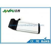 China 11.6Ah 48 Volt Electric Bike Battery BMS Rear Rack Type ROHS / FCC / MSDS Approved on sale