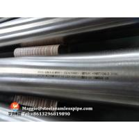 Quality Incoloy pipe, B163/B407 Incoloy 800HT (N08811), 114.3*6.4*3360MM, Bright surface for sale