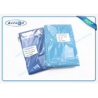 Quality ISO Approved nonwoven disposable bed sheets for hospital / spa / massage for sale