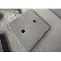 Quality Martensitic Alloy Steel Castings Hardness HB475-525 for Impactor for sale