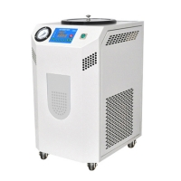 Quality Laboratory Circulating 700W 4L Water Cooling Chiller for sale