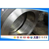 Machinery Axle Forged Steel Rings 34 Crnimo6 High Strength Material for sale
