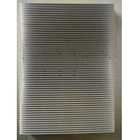 Quality Precision Extruded Aluminum Heatsink / Industial Aluminum skiving Fin Cooler For Tele - Communication for sale