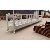 Quality electric gondola / high rise woking suspended platform / suspended scaffolding for sale