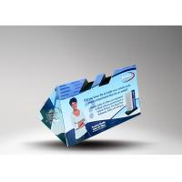 Buy Eco - friendly Blue cardboard cutout standee for cabin air filter at wholesale prices