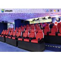 Buy Accurate Motion 5D Movie Theater Seats at wholesale prices
