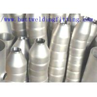 Quality SS904L Stainless Steel Reducer , 1-60 Inch Pipe Reducer Fittings ASME B16.9 Standard for sale