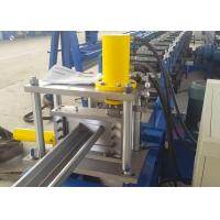 Buy 11kw Power Door Frame Roll Forming Machine / Bending Making Machine at wholesale prices