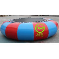 Quality Hot sell Water trampoline with warranty 48months from GREAT TOYS LTD for sale