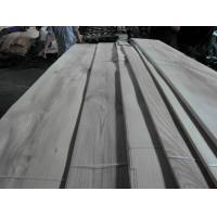 Quality Sliced Natural Olive Ash Wood Veneer Sheet for sale