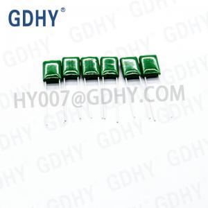 Quality 9MM 400V Polyester Film Capacitor CL11 2G473J for sale