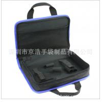 Quality Portable Electrician Travel Tool Bag Soft Sided With Pockets 1680D for sale