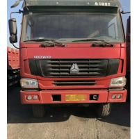 Quality Howo 8x4  Used Dump Truck 12 Wheel 30-40  Tons With Nice Looking No Damage for sale