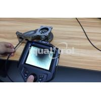 China 6mm Camera Side View Borescope Non Destructive Testing Equipment With 3.5 HD Monitor For Inspection Injection Nozzles for sale