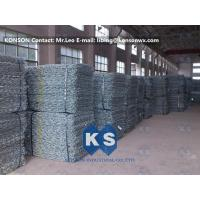 Quality Professional Galvanized Wire Gabion Basket Protection Engineering Stone Cages for sale