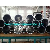 Quality Honed Hydraulic Cylinder Tube , EN10305-2 Welded Precision Cold Drawn Steel Tube for sale