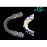 China Comforatable Mouth Night Guards Germany Dentaurum Resin Material on sale