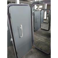 Buy Steel Material Marine Weathertight Single-leaf Quick Acting Steel Doors at wholesale prices