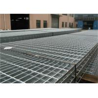 Quality Custom Galvanised Steel Driveway Grates Grating With Serrated For Ditch Cover for sale