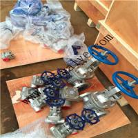 Quality Screwed Forging Steel Globe Valve A105 for sale