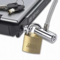 Quality Security Lock for Notebook Computers, Available in Various Specifications for sale