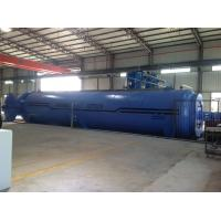 Buy cheap Composite Materials Pressure Vessel Autoclave Temperature With Plc Control System from wholesalers
