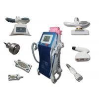 Quality Laser Cryolipolysis Radio Frequency Cavitation Machine For Fat Reduction Vela Shape for sale