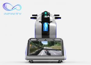 Quality New Generation 9D Vr Motorcycle Racing Simulator Gaming Machine For Sale for sale