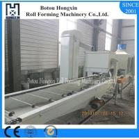 China High Performance Tile Forming Machine , Automatic Roof Tile Making Machine Line on sale