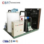 Quality Fresh Water Salt Water Small Flake Ice Machine / Ice Machine Restaurant for sale