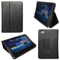 Quality PU Leather Black Samsung Galaxy Protective Case for Tab 10.1 GT-P7510 P7500 3G 4G WIFI for sale