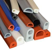 Buy Thermally electric conductive silicone rubber tube/thin silicone rubber tube at wholesale prices