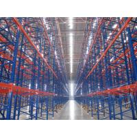Buy cheap 3000kg Durable Conventional Selective Pallet Racking Heavy Duty Metal Shelving from wholesalers