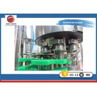 Beer / Juice Pet Can Filling Machine Carbonated Drink Filling Machine 10000cph
