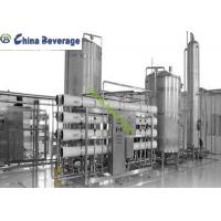 Quality Durable Reverse Osmosis Water Treatment System Plant For Water Filling Line for sale