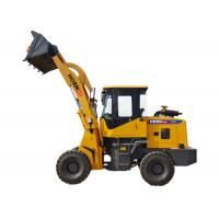 Quality 1 ton payload 920 front end new hydraulic articulated small mini wheel loader for sale